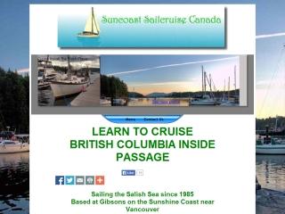 Suncoast Sailcruise Canada