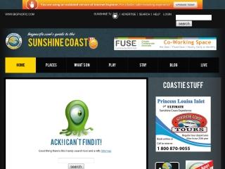 Sunshine Coast Tourist Information Site