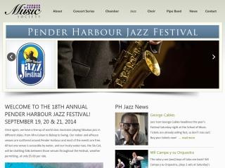 Pender Harbour Jazz Festival