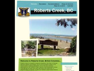 RobertsCreek.com