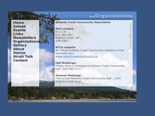 Roberts Creek Community Association