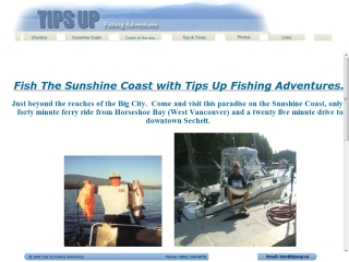 Tips Up Fishing Adventures