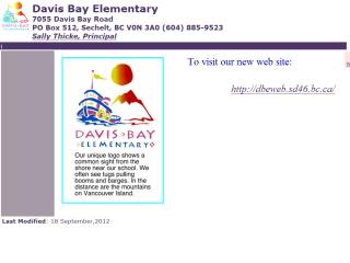 Davis Bay Elementary School