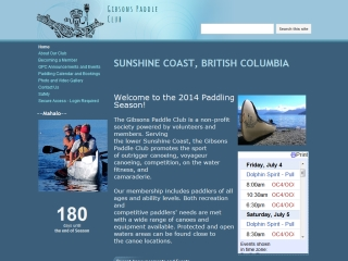 Gibsons Paddle Club