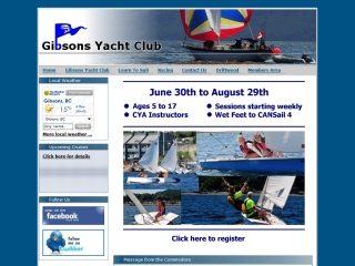 Gibsons Yacht Club