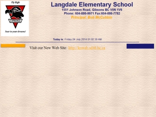 Langdale Elementary