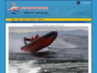 Canadian Coast Guard Auxiliary