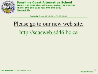 Sunshine Coast Alternative School
