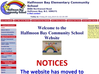 Halfmoon Bay Elementary