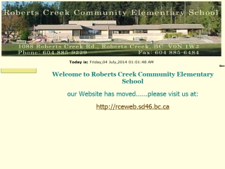 Roberts Creek Community Elementary School