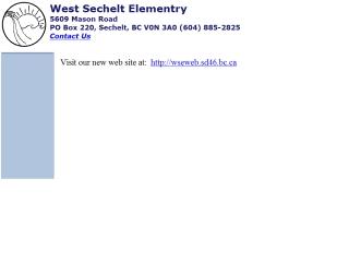 West Sechelt Elementary