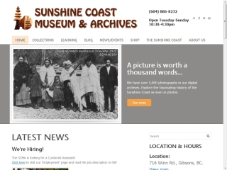 Sunshine Coast Museum & Archives