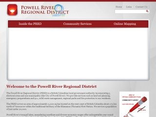 Powell River Regional District