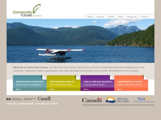 Community Futures Development Corporation of the Powell River Region