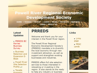 Powell River Regional Economic Development Society