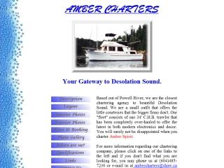 Amber Charters