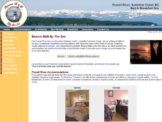 Beacon B&B and Spa