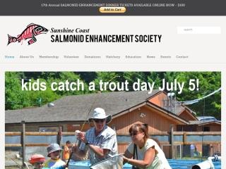 Sunshine Coast Salmonid Enhancement Society