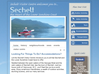 Sechelt Visitor Information Center