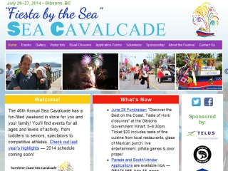 Sea Cavalcade