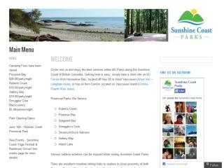 Sunshine Coast Parks