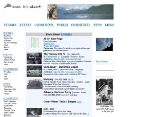 Keats Island Leaseholders Association