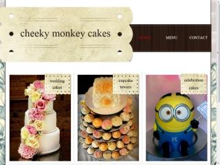 Cheeky Monkey Cakes