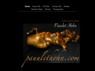 Pauulet Hohn - Stained Glass and Sculpture