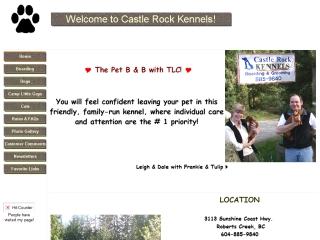 Castle Rock Kennels