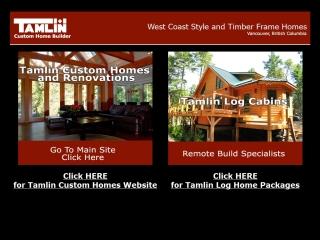 Tamlin International Homes