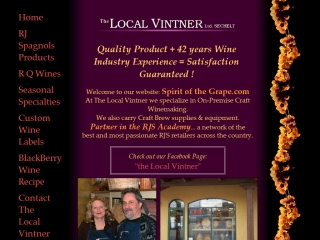 The Local Vintner