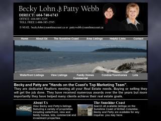 Becky Lohn & Patty Webb