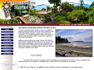 Halfmoon Haven Beachfront Retreat