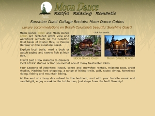 Moon Dance on Oyster Bay
