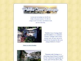 Pebble Cove Cottages