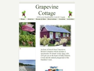 Grapevine Cottage