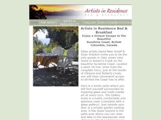 Artists in Residence Bed & Breakfast