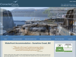 Coracle Cove Waterfront Bed & Breakfast