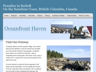 Oceanfront Haven