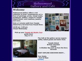 Holtenwood Gallery & Cafe Casita