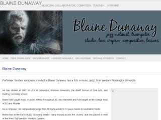 Blaine Dunaway