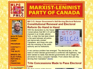 Marxist-Leninist Party of Canada