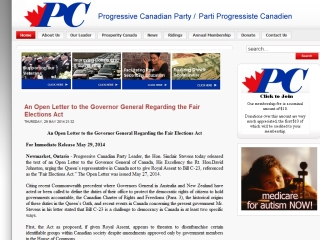 Progressive Canadian Party
