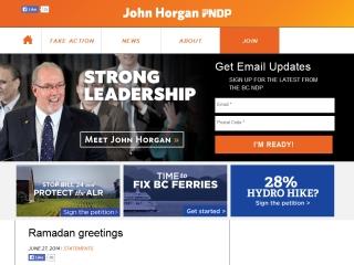 British Columbia  New Democratic Party