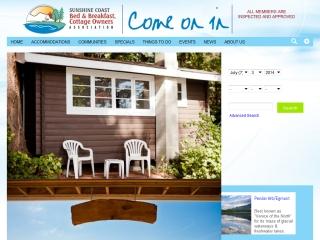 Sunshine Coast Bed and Breakfast Association